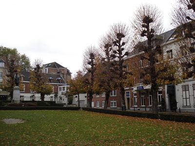 Hogeschoolplein, Leuven - Belgium.