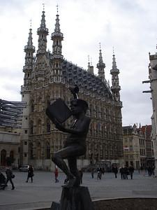 Fons Sapientiae, Leuven - Belgium.