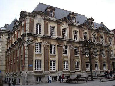 Villerscollege, Leuven - Belgium.
