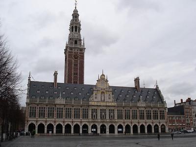 Centrale Universiteitsbibliotheek, Leuven - Belgium.