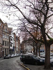 Vismarkt, Leuven - Belgium.