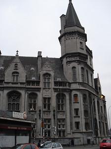 Grand Poste, Liege - Belgium.
