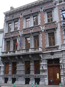 Italian Consulate, Liege - Belgium.