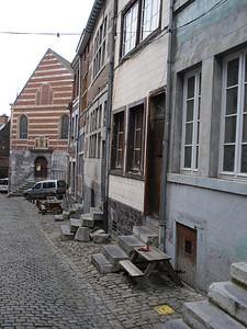 Rue Voliere, Liege - Belgium.
