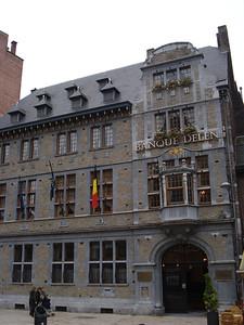 Banque Delen, Liege - Belgium.
