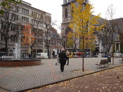 Place Saint Paul, Liege - Belgium.