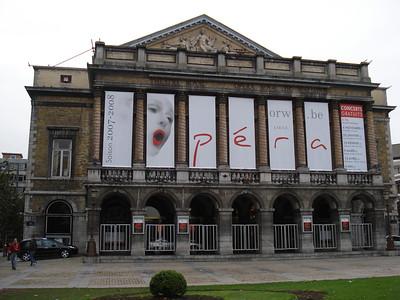 Theatre Royal De Liege, Liege - Belgium.