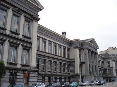 Institut Zoologioue, Liege - Belgium.