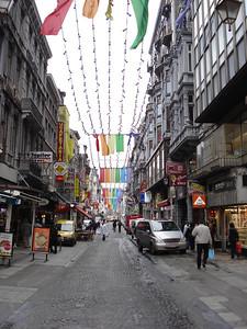 Rue Pont D Avroy, Liege - Belgium.