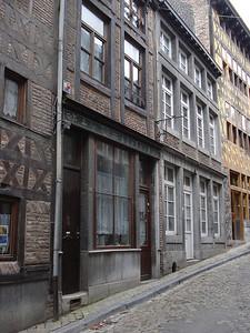 Rue Pierreuse, Liege - Belgium.
