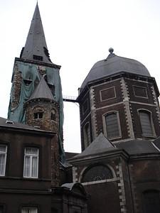 Eglise St Jean, Liege - Belgium.