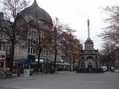 Place Du Marche, Liege - Belgium.
