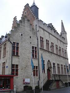 Schepenhuis Museum, Mechelen - Belgium.