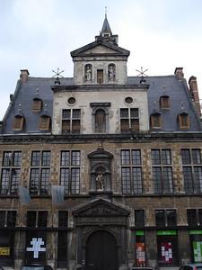 8 Korenmarkt, Mechelen - Belgium.