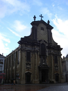 Church Of St Peter And St Paul, Mechelen - Belgium.