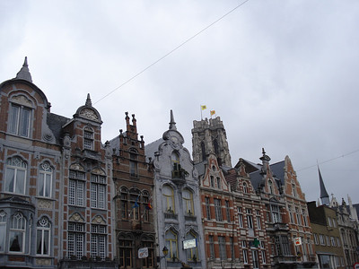 Ijzerenleen Buildings, Mechelen - Belgium.