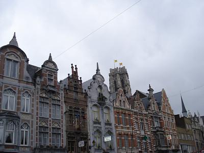 Ijzerenleen Buildings, Mechelen - Belgium.