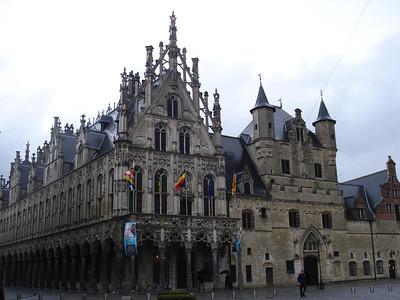 City Hall, Mechelen - Belgium.