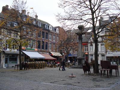 Place Marche Aux Legumes, Namur - Belgium.