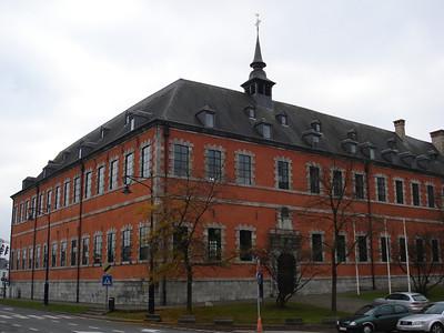 Le Saint Gilles Parlement Wallon, Namur - Belgium.