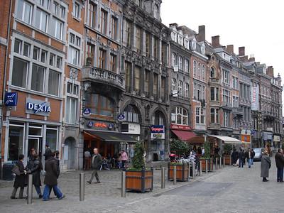 Rue De Marchovelette, Spa - Belgium.