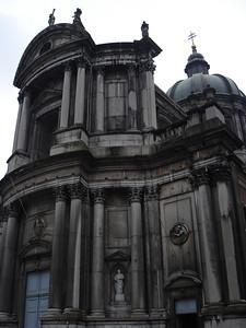 St Aubain Cathedral, Namur - Belgium.