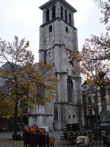 Church Of St Jean Baptiste, Namur - Belgium.