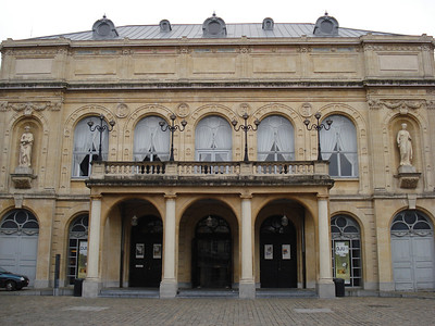 Royal Theatre, Namur - Belgium.