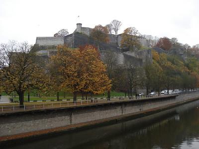 Citadel, Namur - Belgium.