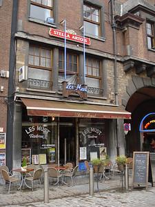 Les Must Taverne, Namur - Belgium.