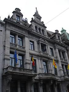 Hotel De Ville, Namur - Belgium.