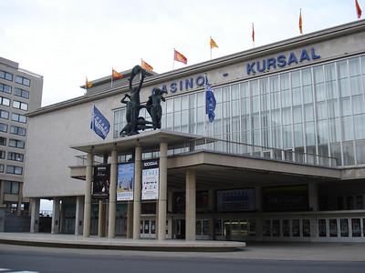 Casino Ostend, Ostend (Oostende) - Belgium.