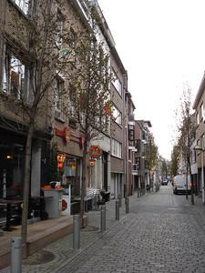 Sint Franciscus Straat, Ostend (Oostende) - Belgium.