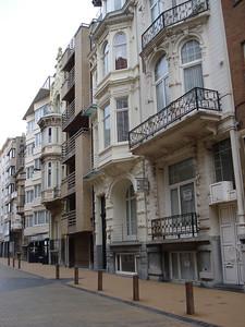 Kemmelberg Straat, Ostend (Oostende) - Belgium.