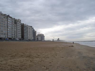 Ostend Beach, Ostend (Oostende) - Belgium.