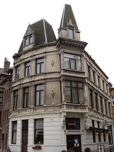 41 St Paulusstraat, Ostend (Oostende) - Belgium.