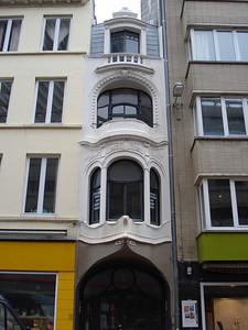 Theobalds Boothuisje Kunst, Ostend (Oostende) - Belgium.