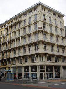 New Astoria Hotel, Ostend (Oostende) - Belgium.