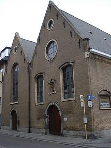 Kapucijnenkerk, Ostend (Oostende) - Belgium.