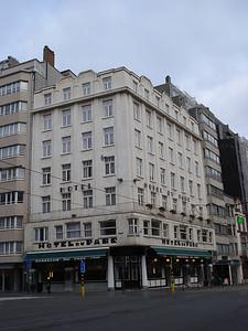 Hotel Du Parc, Ostend (Oostende) - Belgium.