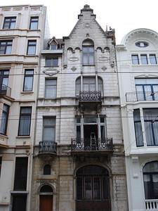 88 Konings Straat, Ostend (Oostende) - Belgium.