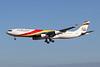 """OO-ABA Airbus A340-313X """"Air Belgium"""" c/n 835 Charleroi/EBCI/CRL 06-09-20"""