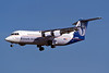 """OO-DWC Avro RJ-100 """"SN Brussels Airlines"""" c/n E3322 Brussels/EBBR/BRU 23-04-04 (35mm slide)"""