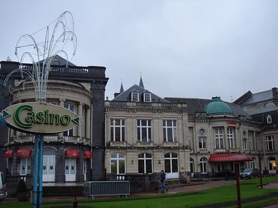 Casino Spa, Spa - Belgium.