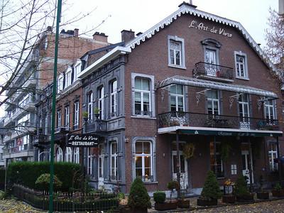 l'Art De Vivre Restaurant, Spa - Belgium.