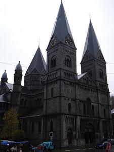 Notre Dame Et Saint Remacle, Spa - Belgium.