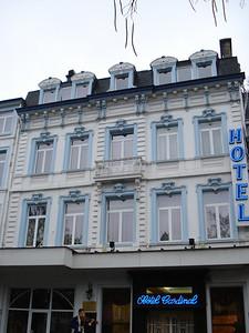 Hotel Cardinal, Spa - Belgium.