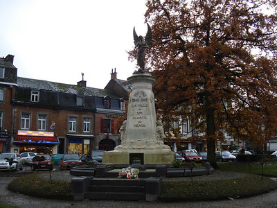Place Du Monument, Spa - Belgium