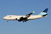 OE--ILC Boeing 747-409F c/n 30762 Liege/EBLG/LGG 30-07-20