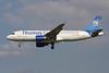 OO-TCJ Airbus A320-214 Thomas Cook Belgium c/n 1787 Brussels/EBBR/BRU 31-05-09